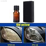 ELECTROPRIME DE20 10ml Car Lens Cleaner Auto Lens Repair Renovation Headlight Polish