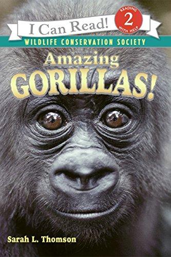 Amazing Gorillas! (I Can Read Level 2)
