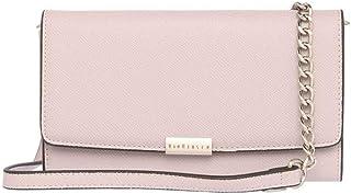 Van Heusen Womens Snap Closure Sling Clutch (Pink_Free Size)