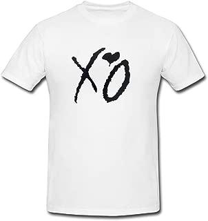 The Weeknd XO Design T-Shirt Cotton T-Shirt