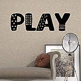 Juego de belleza Decoración Accesorios para niños Habitación Decoración infantil Decoración de fiesta en casa Papel tapiz 57 * 17 cm
