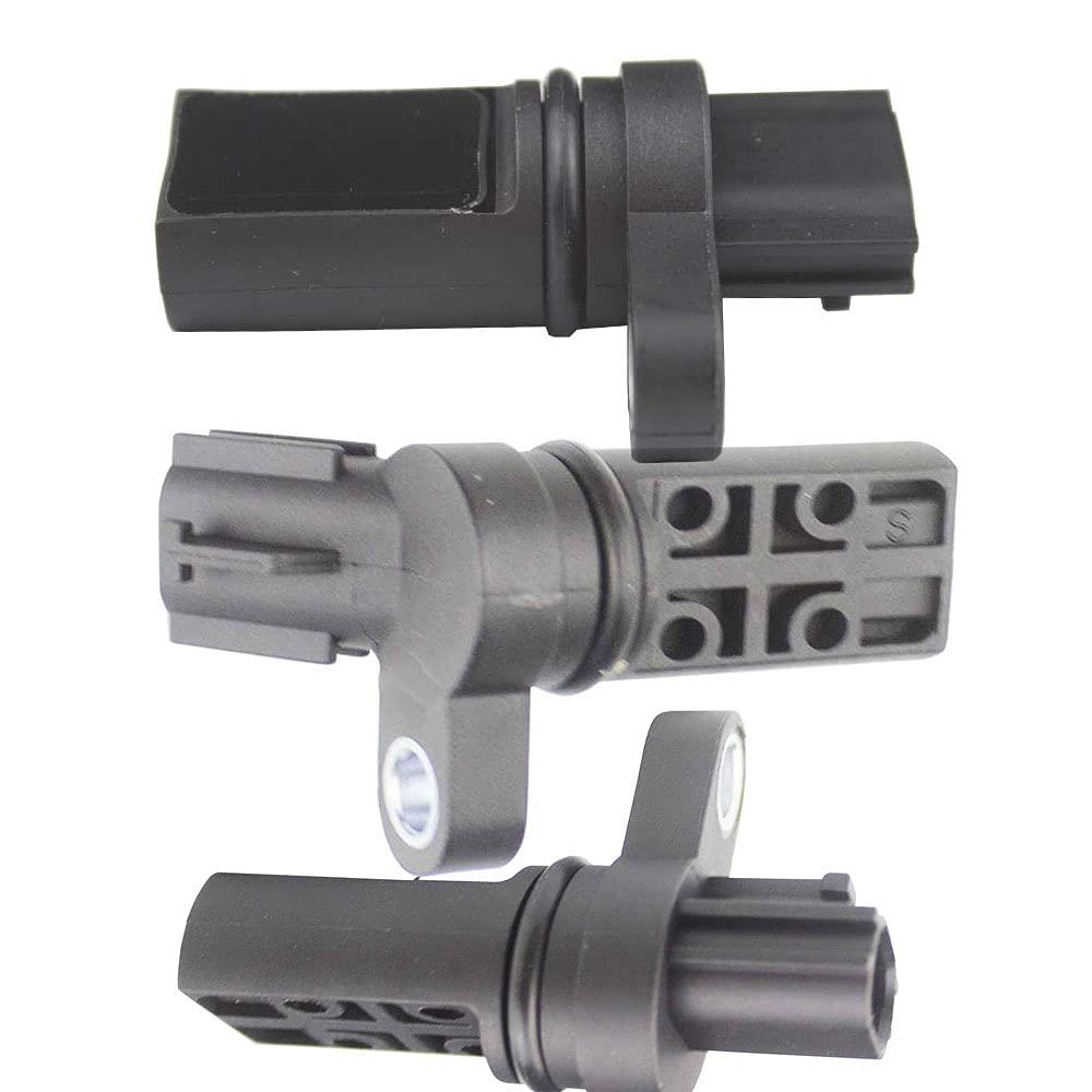 3X Finally popular brand Crankshaft + Camshaft Position for Niss Max 77% OFF Kits 2005-2012 Sensor