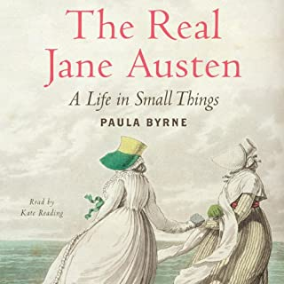 The Real Jane Austen cover art