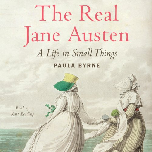 The Real Jane Austen audiobook cover art