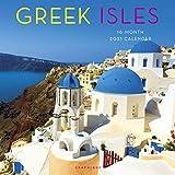 Graphique Greek Isles Wall Cal...