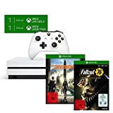 Xbox One S 1TB - The Division 2 Bundle + Fallout 76: Special Edition [Xbox One] (exkl. bei Amazon)
