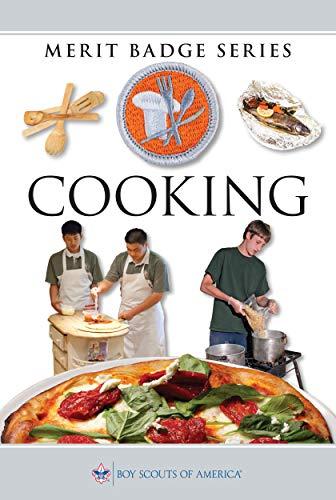 Cooking Merit Badge Pamphlet