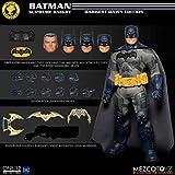 Mezco One:12 Collective Batman: Supreme Knight - Darkest Dawn Edition