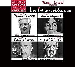 Les Introuvables Coffret 3-4 CD