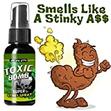 Spray de broma divertido y apestoso de Forart - Creative Hoax Sprays para fiesta de la noche, Jereco Global Spray - BARF UME - Bomba tóxica Nasty Smelling Spray (30 ml / 1 oz)