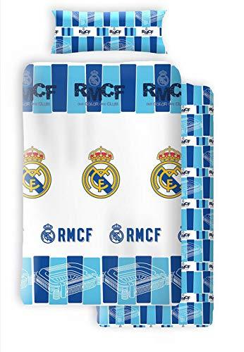 EL DRAGON BLANCO Juego de sábanas Real Madrid 105