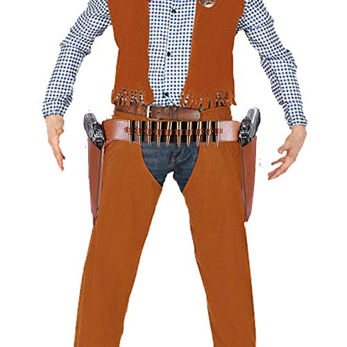 Cos Cowboy Gun Belt and Holster Masquerade Cowboy Vintage...