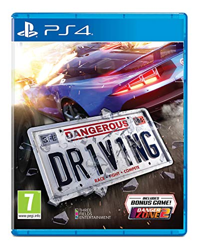 Dangerous Driving Ps4- Playstation 4