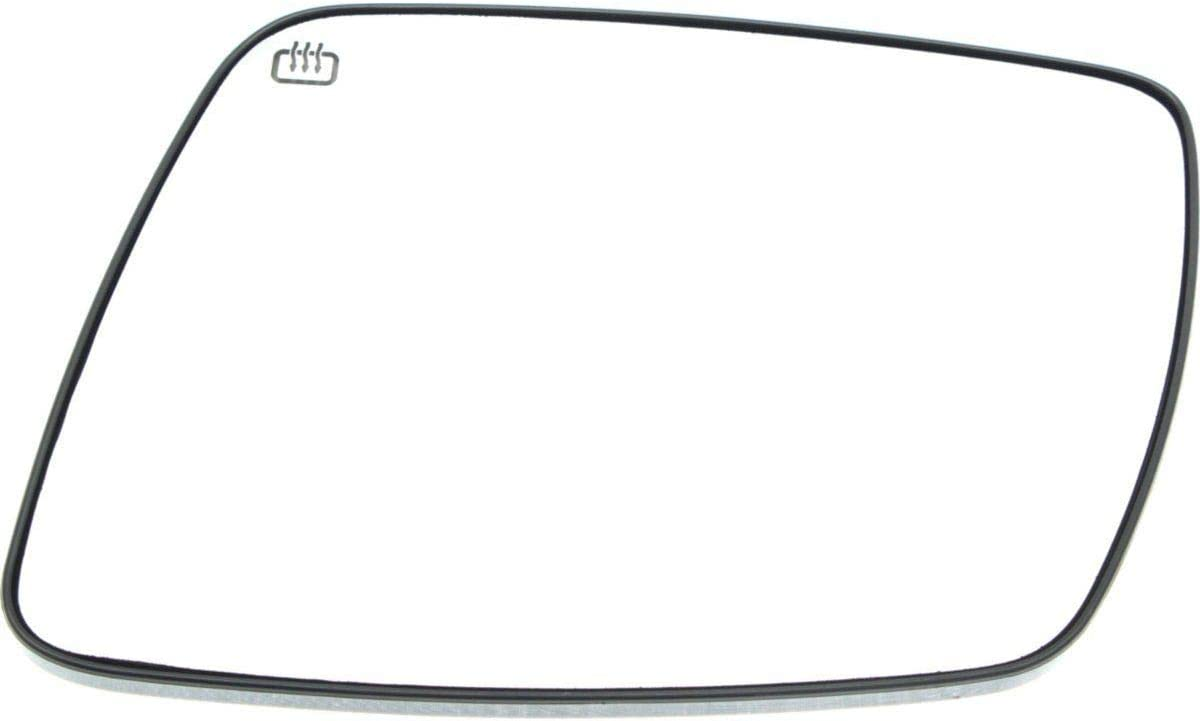 New Mirror Glass Sale Special Price Driver Left Side Austin Mall Fit For Hand Heated LH Journey