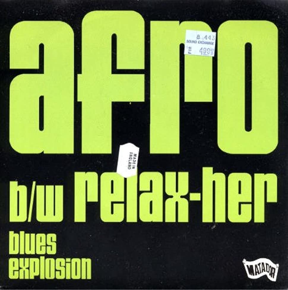 Afro / Relax-Her [UK 7