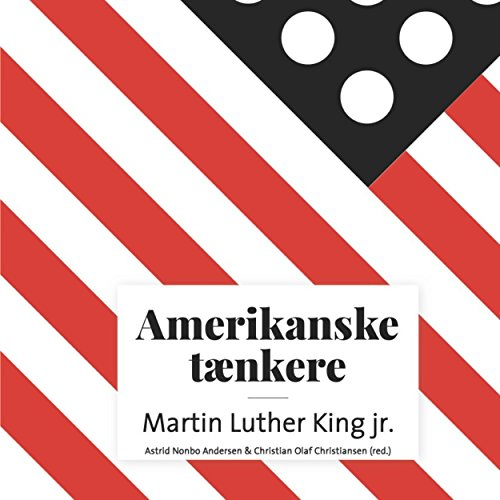 Martin Luther King jr. audiobook cover art