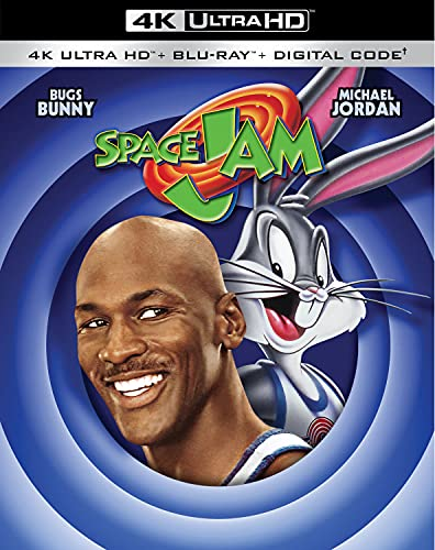 Space Jam (4K Ultra HD + Blu-ray + Digital)
