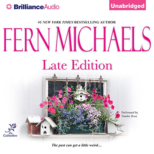 Late Edition audiobook cover art