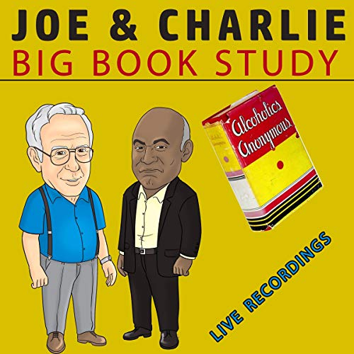Joe & Charlie - Big Book Study - Live Recordings Titelbild