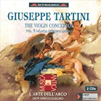 Tartini: The Violin Concertos Vol.9