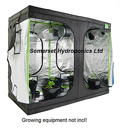 green-qube gq1224120x 240x 200cm Grow Zelt
