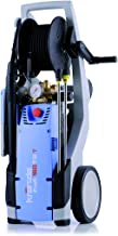 Kränzle Profi 195 TS T - Limpiador de alta presión con tambor de manguera y recogedor de suciedad Resistente a la abrasión.