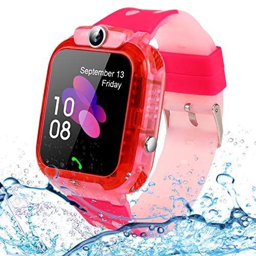 SZBXD Kids Waterproof Smart Watch Phone