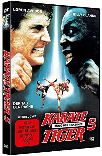 Karate Tiger 5 - König der Kickboxer - Uncut
