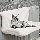 Cama de radiador para gatos, 46 x 30 x 25 cm, cama para colgar en el...