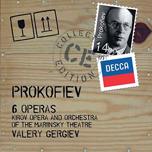 Prokofiev: The Gambler - original version - Act 4 - Monsieur has won sixty thousand