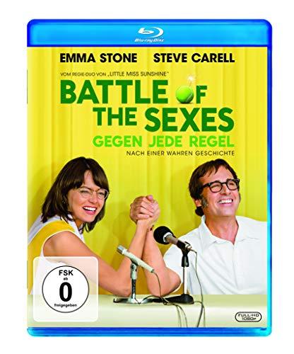 Battle of the Sexes - Gegen jede Regel [Blu-ray]