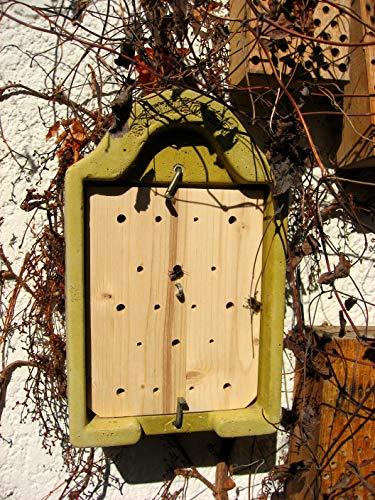 Insektennisthaus H33xB21xT15 cm