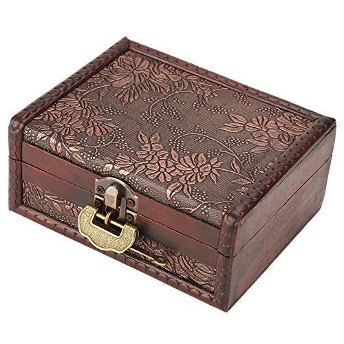 caja vintage de la marca Hztyyier