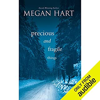 Precious and Fragile Things audiobook cover art