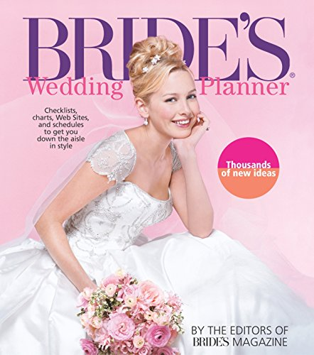 Top 10 best selling list for bride and style magazine
