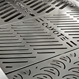 Coyote Signature Cooking Grates for 28 Inch & 42 Inch Gas Grills, 3-Pack - CSIGRATE15