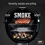 Weber 18501001 Summit Charcoal Grilling Center, Black