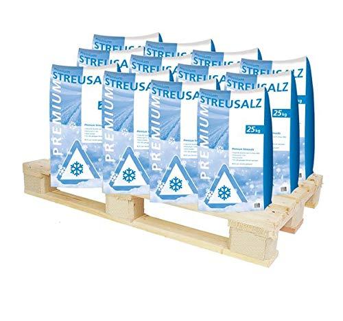 Hamann Premium Streusalz 1000 kg (40 x 25 kg)