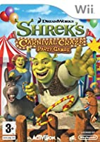 Shrek's Carnival Craze (Wii) [Import anglais]