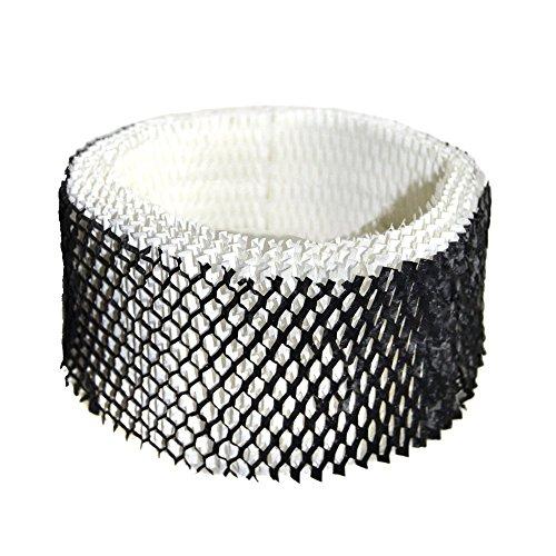 HQRP Wick Filter Compatible with Sunbeam SCM1100, SCM1100-WM, SCM1300, SCM1701, SCM1702 Humidifiers; Cool Mist Filter Type B SWF62 / SF212 Replacement