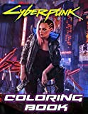 Cyberpunk Coloring Book: A Cool Cyberpunk 2077 Coloring Book For Adults. Many Stunning And Cute Images Of Mermaid For Relaxation and Cultivating Creativity
