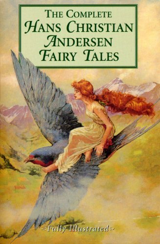 The Complete Hans Christian Andersen Fairy Tales 0517201488 Book Cover