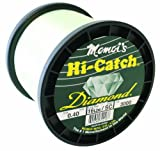 Momoi's Diamond Line - 10lb. Spool - 100 lb. - Clear -  Momoi Hi-Catch