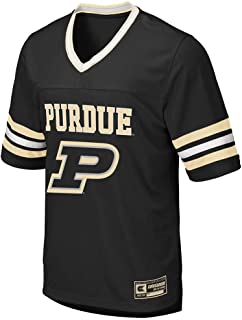 Colosseum Mens Purdue Boilermakers Football Jersey