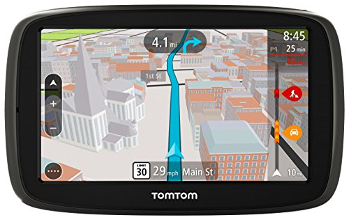 TomTom GO 50 S Portable Vehicle GPS (Renewed)