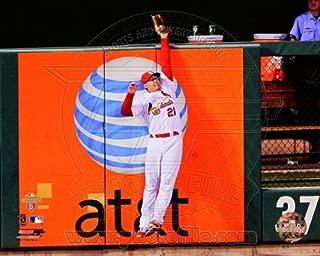 Allen Craig St. Louis Cardinals 2011 World Series Game 7 Photo 8x10 #1