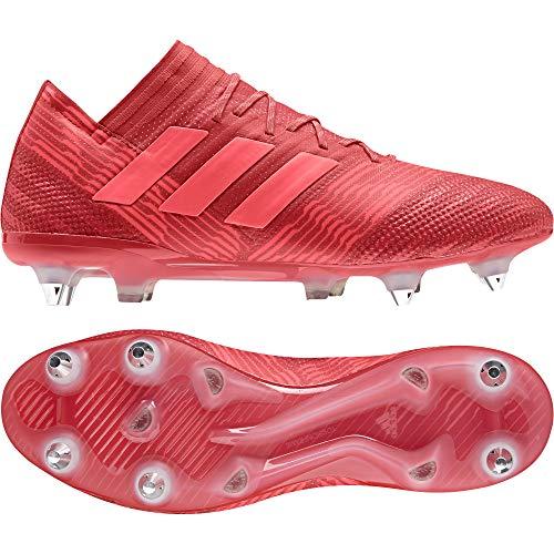 adidas Herren Nemeziz 17.1 SG Fußballschuhe, Rot (Reacor/Redzes/Cblack), 42 EU