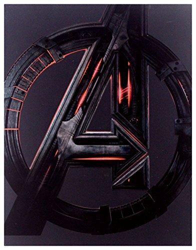 Avengers: Age of Ultron [Steelbook] [Blu-Ray]+[Blu-Ray 3D] [Region B] (IMPORT) (Keine deutsche Version)