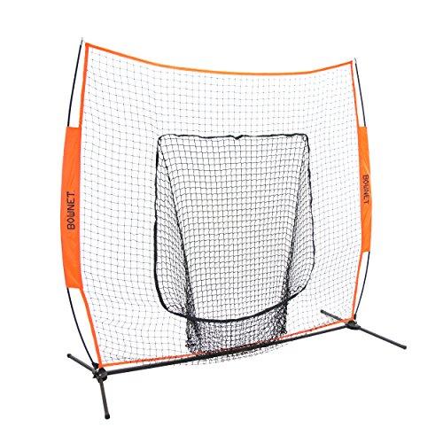 Big Sale Best Cheap Deals Bow Net Baseball/Softball Big Mouth Portable Net