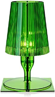 Kartell Take Lampe Lámpara E14, Verde, 19 x 31 x 18.5 cm